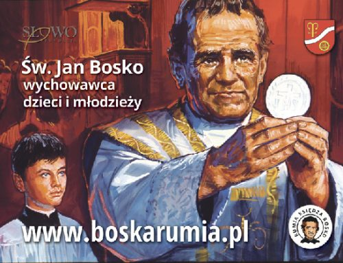 Powstał komiks – historia w obrazkach o Księdzu Bosko!