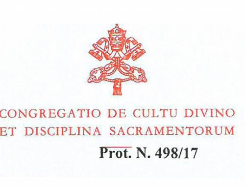 Dekret Stolicy Apostolskiej